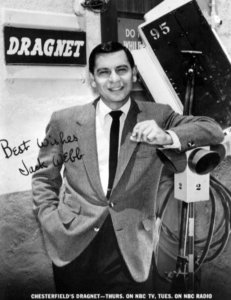 Dragnet Debuts on Television